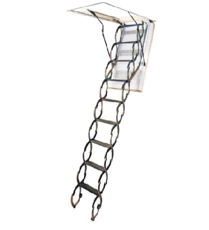 makaslı çatı merdivenleri