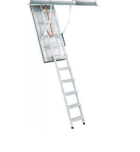 minka metal çatı merdiveni